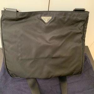 Prada Crossbody Messenger Bag Authentic